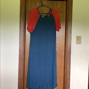 Medium lularoe Carly dress